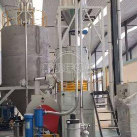 PVC全自动配混线 粉体液体计量系统