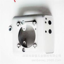 锌合金智能门锁外壳压铸加工 深圳铝合金压铸加工宝安压铸加工