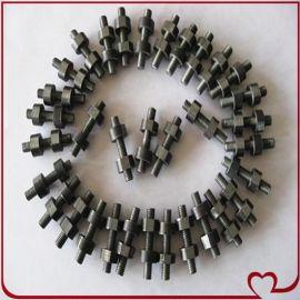 钨螺丝 钨加工件,钨螺母,耐高温螺丝 钨紧固件