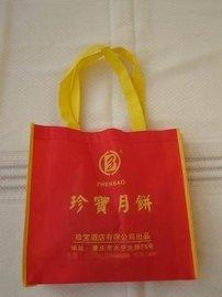 无纺布袋包装袋购物袋广告袋江门厂家批发生产