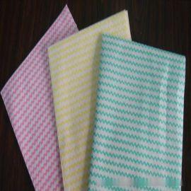 厂家供应多种清洁超细水刺无纺布_抹布_擦布仪器用布