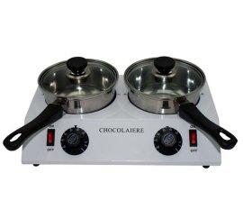 供应新款出口型调温型巧克力熔化炉节能高效加......