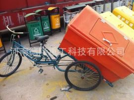 质优价廉 人力脚踏三轮车 保洁车