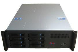 8屏1080P高清网络数字矩阵