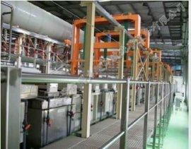 龙门式电镀生产线