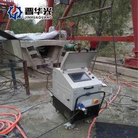 预应力波纹管扁管机  新疆吐鲁番地区预应力电动油泵 图片