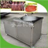 新疆马肠肉粒肠液压灌肠机厂家纯肉肠成套加工设备