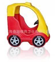 塑料玩具车、扭扭车、滚塑玩具车模具、OEM代加工