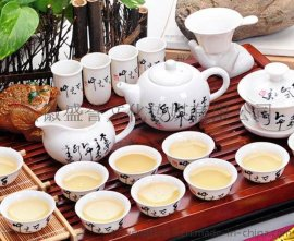 合肥茶具|玻璃茶具\紫砂茶具套装批发印logo