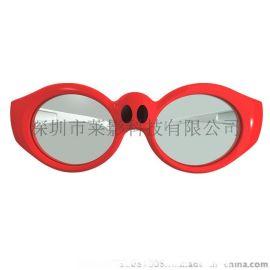 研拓主动式3D眼镜 零售3D眼镜