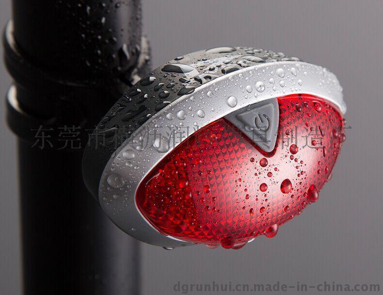 自行车尾灯模具、安全灯模具