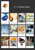 海報彩頁,企業畫冊摺頁,宣傳冊,售後  卡說明書設計印刷