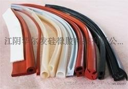 矽橡膠耐高溫密封條 / 密封圈