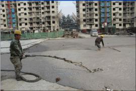 泡沫混凝土,广州碧宸,现浇泡沫混凝土
