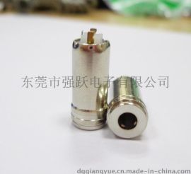 工厂供应DC母座3.5*8.0四级耳机插座生产厂家
