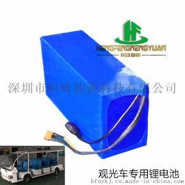 定制机械手60V30AH磷酸铁锂代步车锂电池