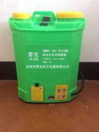 2016**款 18L电动喷雾器 电瓶易脱卸