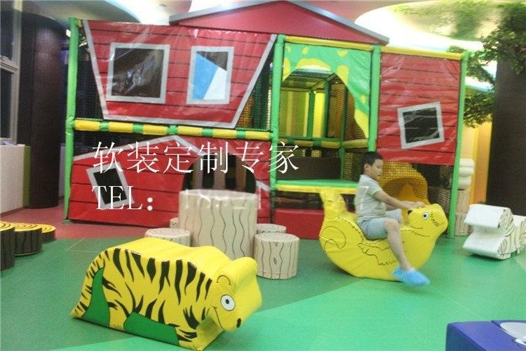主題兒童樂園森林系列兒童會所淘氣堡產品