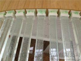德玺8*8水晶玻璃柱