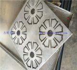 外牆雕刻鋁幕牆板材料生產廠家