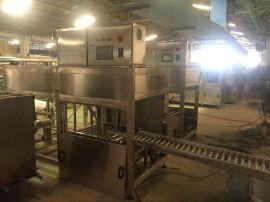 供应桶装水自动套袋机(桶装水自动膜包机)