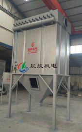 脉冲式滤筒除尘器生产厂家  郑州袋式除尘器厂家