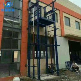 河北厂家生产货梯 家用电梯 载货升降机 电动提升机