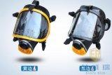 双滤盒全面罩防粉尘防毒硅胶面罩