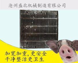 盛北600-600漏粪板铸铁漏粪地板厂家**母猪漏粪板