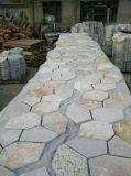 恆瑞石材供應黃色文化石   天然文化石質量好信譽高型號齊全