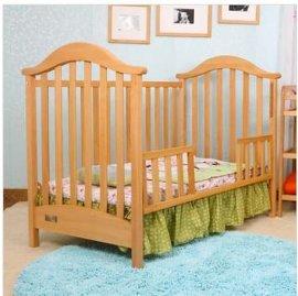 贝安诺安全环保婴儿床, 童床奥兹德国榉木实木无漆天然木蜡油工艺