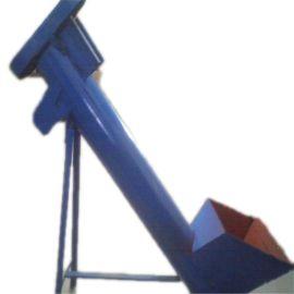 不锈钢螺旋绞龙加固型螺旋上料机可定做加工螺杆上料机