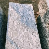 浪淘沙石材花岗岩地铺 海浪灰楼梯台阶幻彩麻干挂 园林造景雪浪石