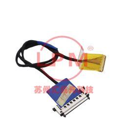 苏州汇成元电子供应I-PEX20454-050T TO JAE FI-RE51CLTV液晶屏线