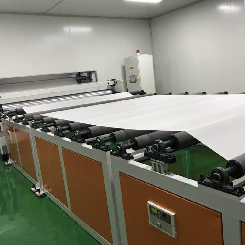金韦尔机械制造PVB胶片挤出机
