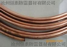 恒泰 φ4-φ25铜包钢圆线 圆钢使用寿命长于 50 年