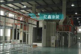 静电涂装设备涂装生产线