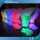 酒吧發光傢俱 LED發光吧椅 戶外露天LED發光椅子 十六色變化