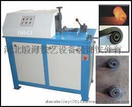 供应铁艺设备 电动搓卷机 打卷机 **设备选锻海