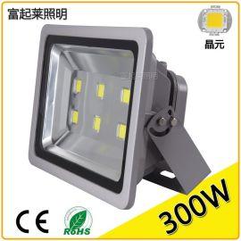 LED投射灯 300W户外照明