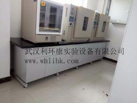 武汉LHK钢木边台 /钢木实验台 /钢木中央台 /转角台 厂家直销