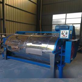 供应大型200kg丨300kg工业洗衣机