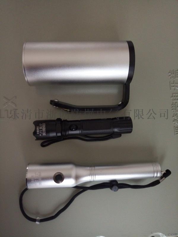 RJW7101/T 手提式防爆探照燈