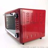 小霸王電烤箱 48L大容量商用家用烘焙禮品一件代發