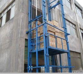 随州市导轨升降货梯简易货梯货柜升降平台