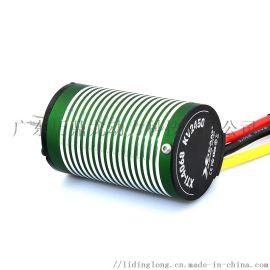 X-TEAM 4068无刷电机 1/8大脚越野遥控车马达 大功率内转直流电机