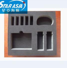 深圳公明厂家定做EVA发泡防震防摔海绵包装盒高密度EVA内衬内托包装