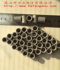 FD-7786不锈钢粉末烧结滤管 圆柱滤芯  多孔发泡金属滤芯  烧结不锈钢滤芯滤网方豆电子