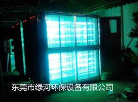 废气处理uv光解净化器可用在哪些地方 工业除臭空气净化器