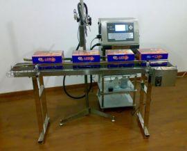 玉山镇塑料管材喷码机墨水-白墨喷码机-捷英特深受欢迎